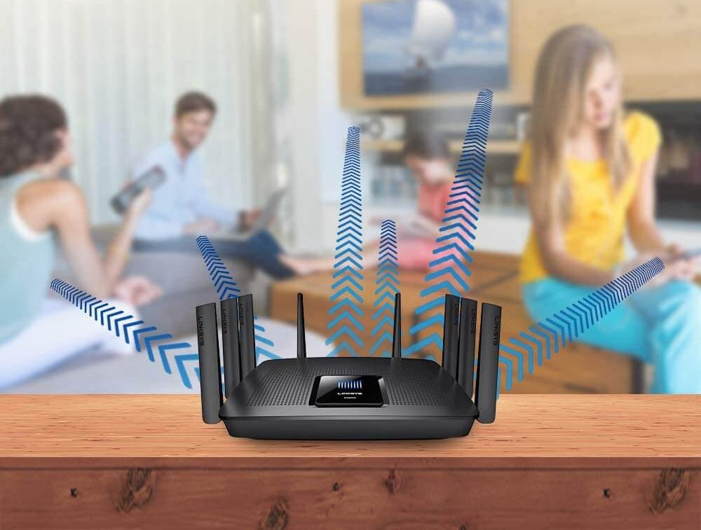 How to kick devices off wifi Linksys