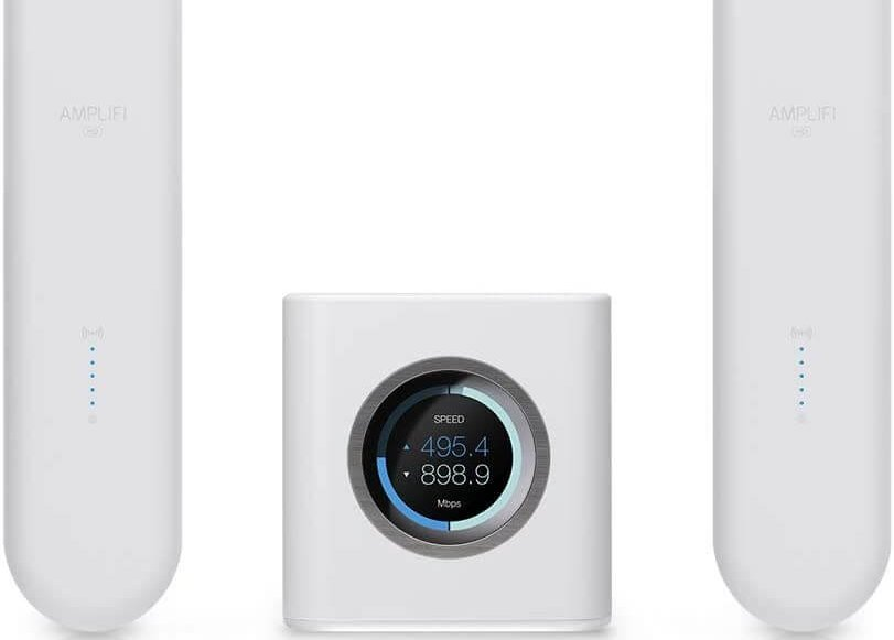 Eero vs. Amplifi