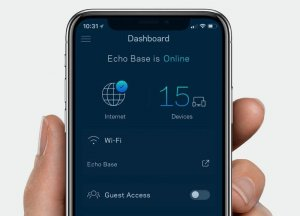 linksys mx10 security and control