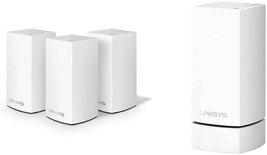 Linksys Velop Dual Band vs Google WI-FI