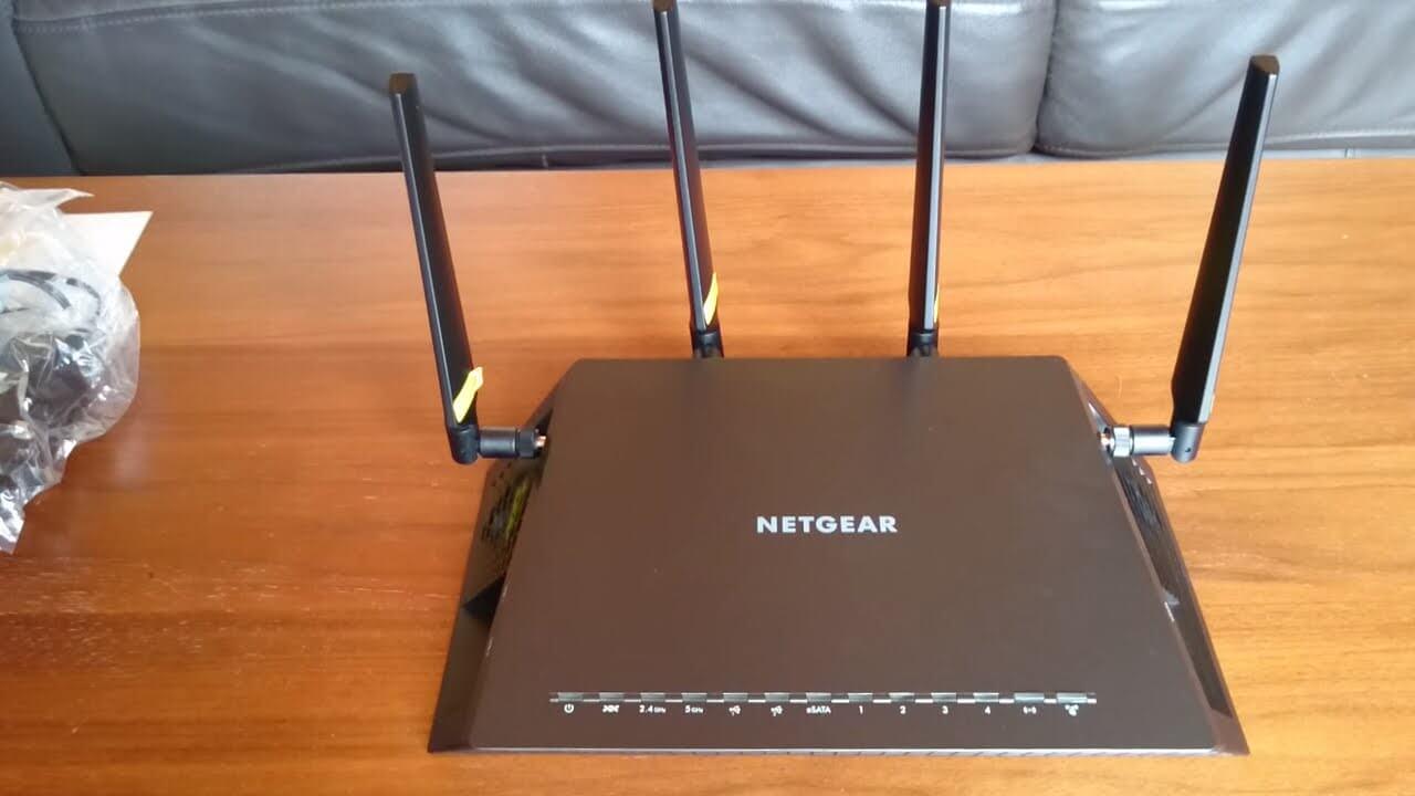 AT&T Netgear Nighthawk