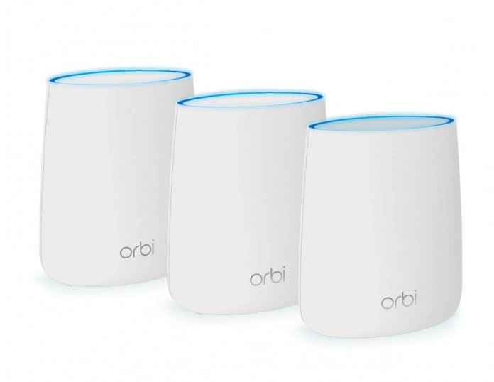 Orbi vs. Eero vs. Google wifi