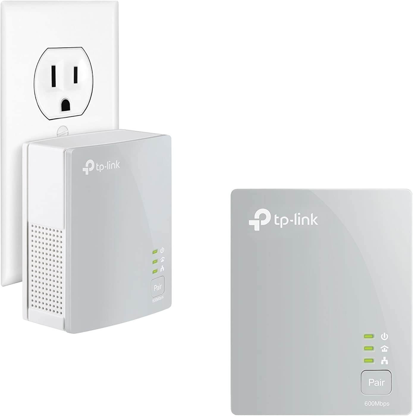 are TP-Link av500 and av600 compatible