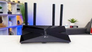 TP-Link AX3000 design and structure