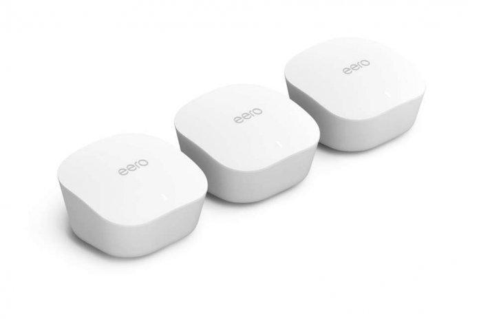 Orbi vs. Eero vs. Google wifi