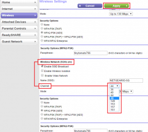 troubleshooting netgear ax8
