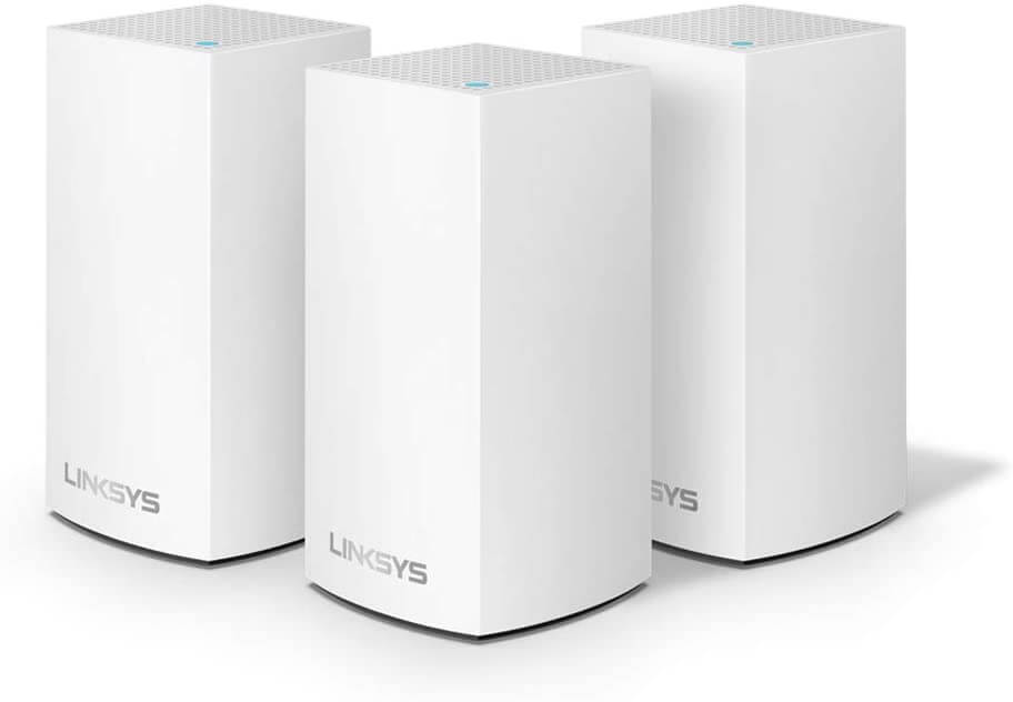Linksys Velop connected but no Internet