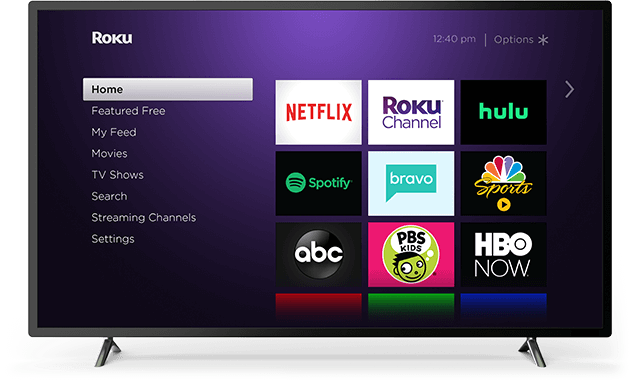 Words Xfinity vs Roku