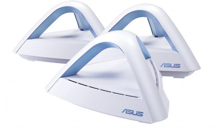 Asus Lyra Trio vs. Google Wi-Fi