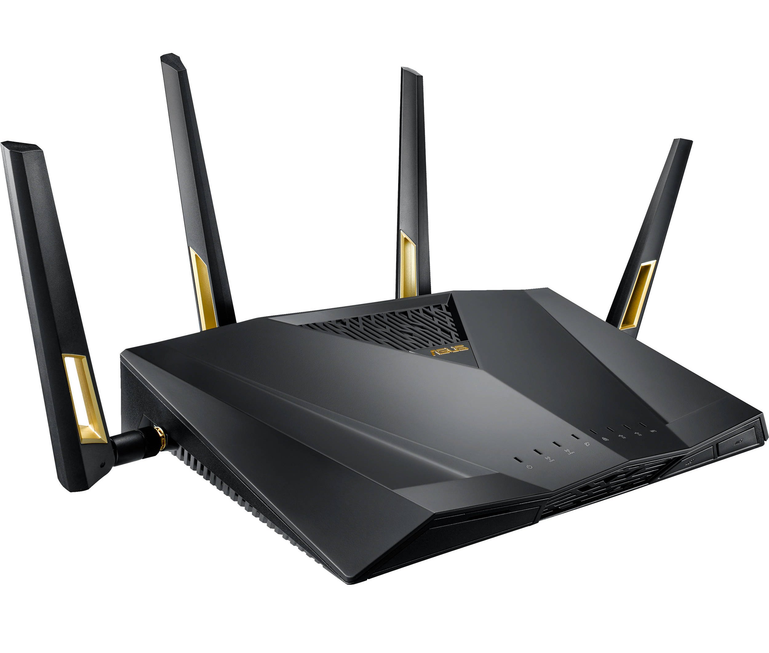 Asus vs. Netgear routers