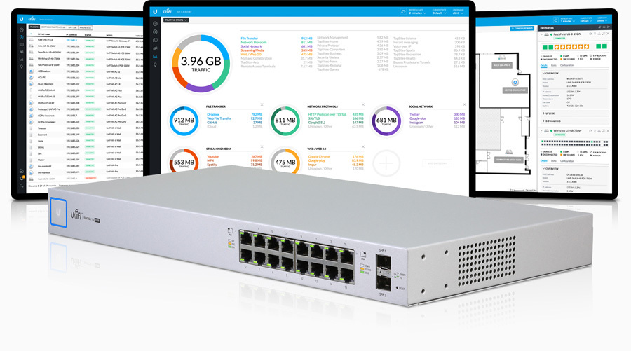 Ubiquiti Unifi Switch – 24 Ports Review