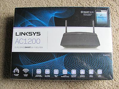 Linksys EA6100 AC1200 Dual Band Router Review