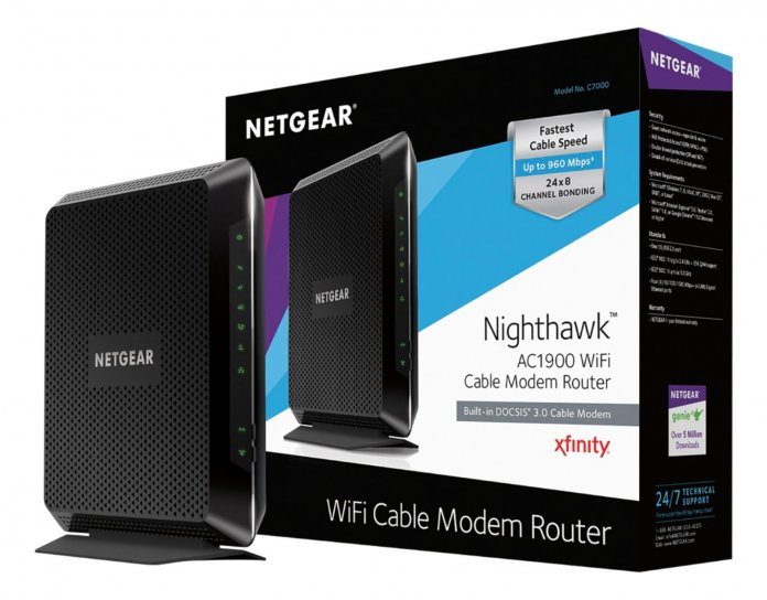Netgear Nighthawk C6900 Review