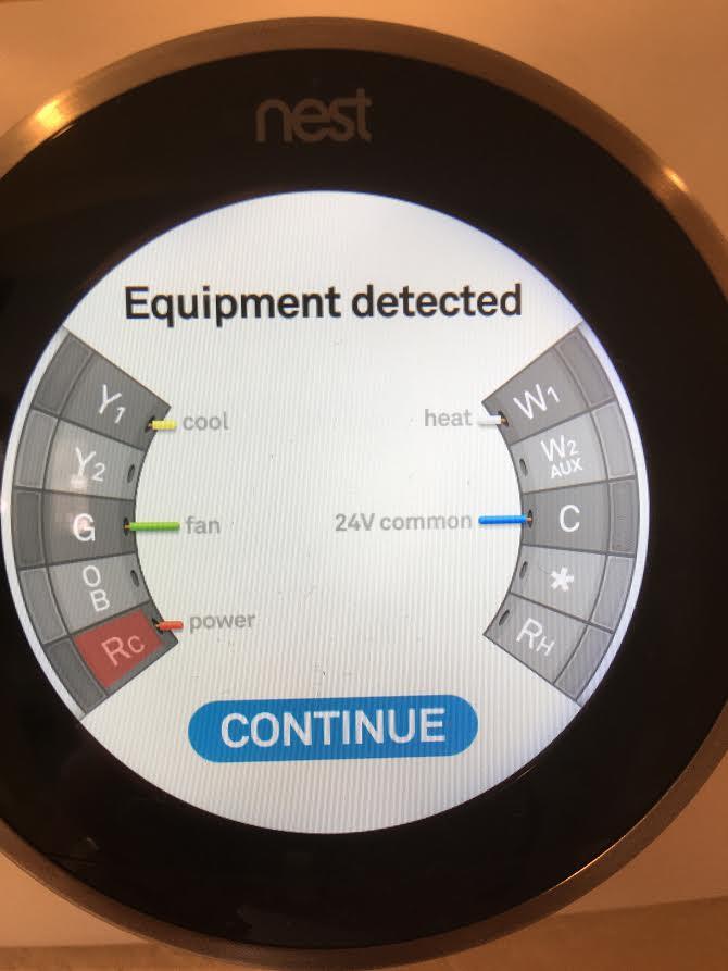 How to fix Nest thermostat E73 Error