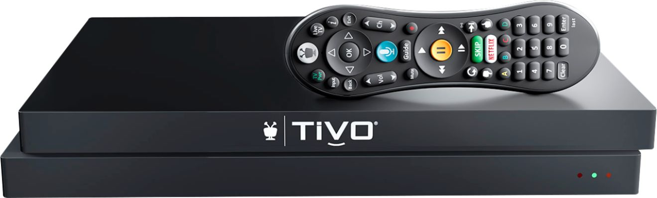 TiVo bolt vs edge