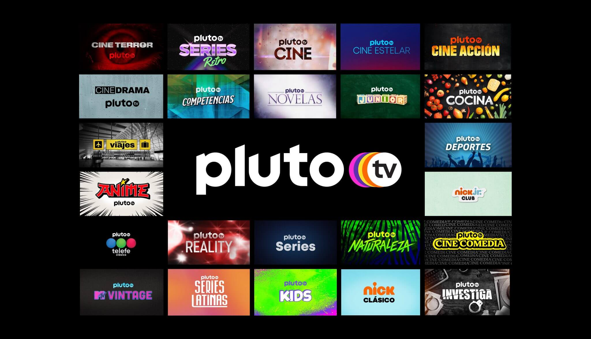 Pluto TV vs. YouTube TV