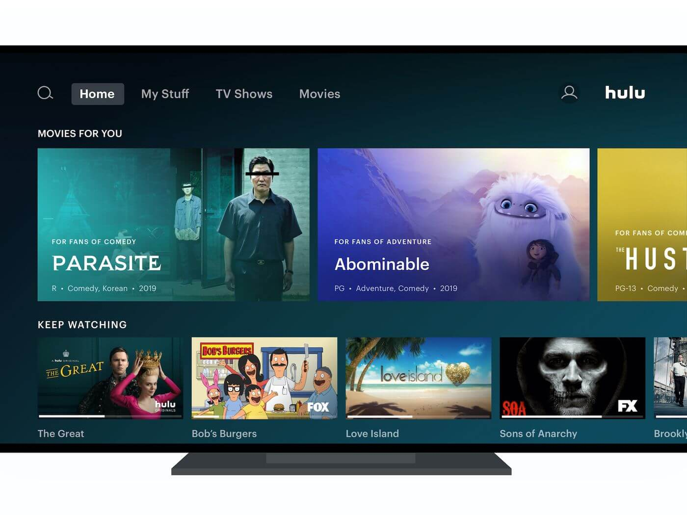 YouTube TV vs Sling TV vs Hulu TV