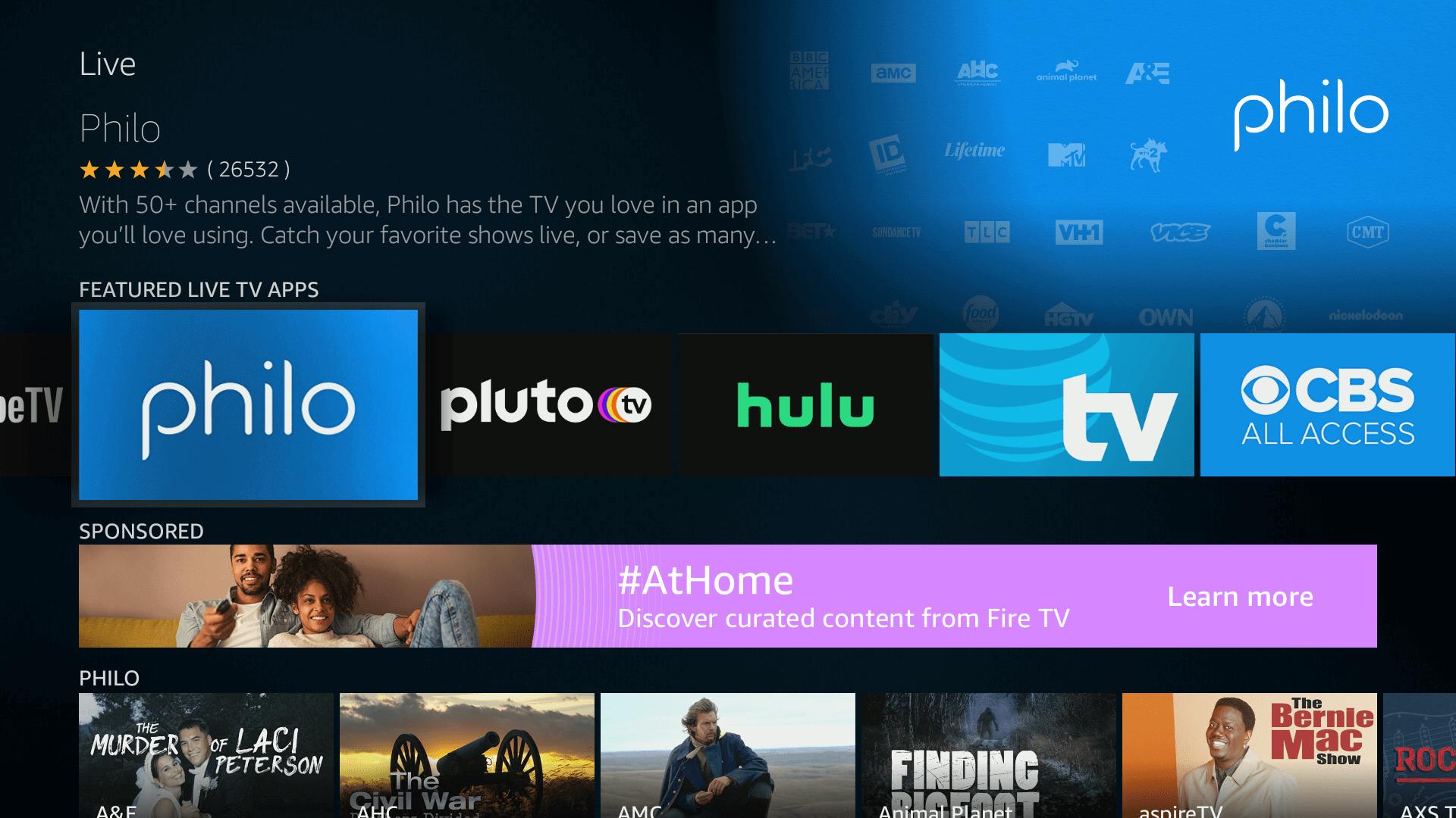 Philo TV vs. Sling TV