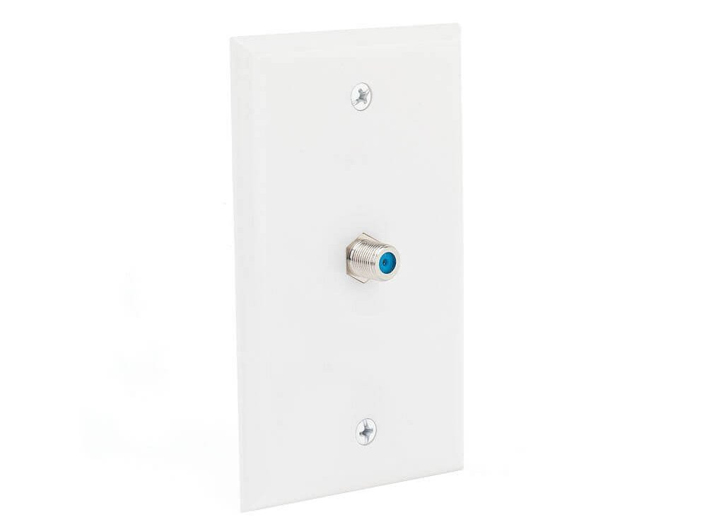 What is a coax outlet for