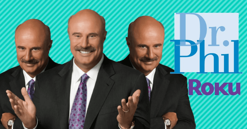 How to Add and Stream Dr. Phil on Roku