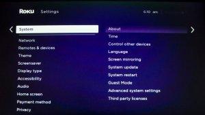 How to Rename Your Roku