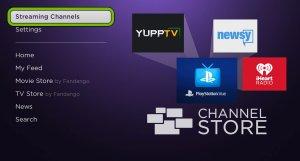 How to Install Kartina TV on Roku